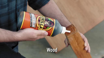 Gorilla Glue TV Spot, 'Table' - Thumbnail 7