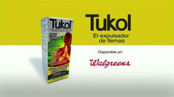 Tukol Multi-Symptom Cold TV Spot, 'Tos con flemas' [Spanish] - Thumbnail 8