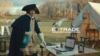 E*TRADE TV Spot, 'Benedict Arnold' - Thumbnail 7