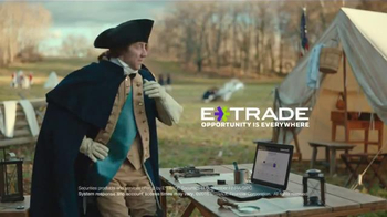 E*TRADE TV Spot, 'Benedict Arnold' - Thumbnail 6