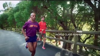 SKECHERS Gorun Ride 5 TV Spot, 'Runners' Featuring Meb Keflezighi - 1698 commercial airings