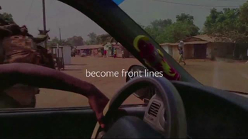 Doctors Without Borders TV Spot, 'On the Front Lines' - Thumbnail 2