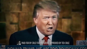Cruz for President TV Spot, 'Chance' - Thumbnail 8