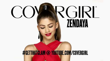 CoverGirl TV Spot, 'Something New' Song by Zendaya - Thumbnail 10