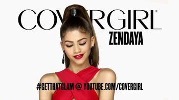 CoverGirl TV Spot, 'Something New' Song by Zendaya - Thumbnail 10