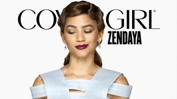 CoverGirl TV Spot, 'Something New' Song by Zendaya