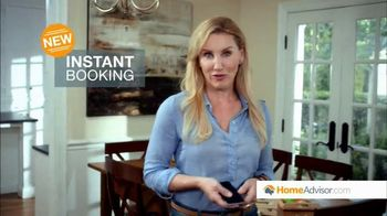 HomeAdvisor TV Spot, 'Instant Booking' - 1506 commercial airings