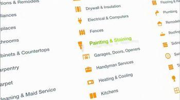 HomeAdvisor TV Spot, 'Instant Booking' - Thumbnail 4