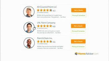 HomeAdvisor TV Spot, 'Instant Booking' - Thumbnail 5