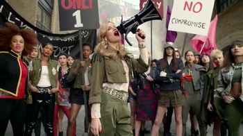 Rimmel London The Only 1 Lipstick TV Spot, 'Revolution'