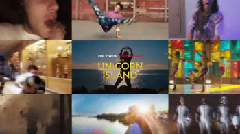 YouTube Red TV Spot, 'A Trip to Unicorn Island' Featuring Lilly Singh - Thumbnail 9