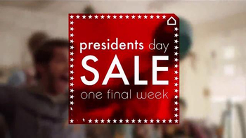 Ashley Furniture Homestore Presidents Day Sale TV Spot, 'Extended' - Thumbnail 1