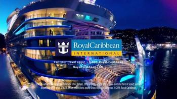 Royal Caribbean Cruise Lines TV Spot, 'Seek Summer' Song by Dillon Francis - Thumbnail 10