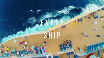 Royal Caribbean Cruise Lines TV Spot, 'Seek Summer' Song by Dillon Francis - Thumbnail 6