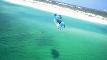 Florida's Emerald Coast TV Spot, 'Your Next Great Beach Getaway'