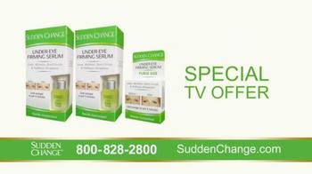 Sudden Change Under-Eye Firming Serum TV Spot, 'Testimonials' - Thumbnail 7