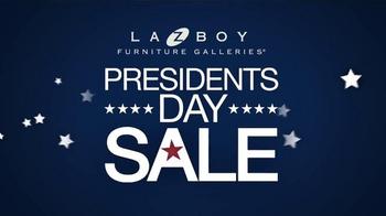 La-Z-Boy Presidents Day Sale TV Spot, 'Comfort and Quality' - Thumbnail 1