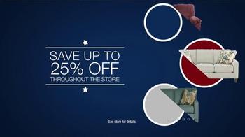 La-Z-Boy Presidents Day Sale TV Spot, 'Comfort and Quality' - Thumbnail 4