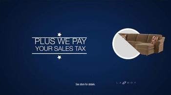 La-Z-Boy Presidents Day Sale TV Spot, 'Comfort and Quality' - Thumbnail 5