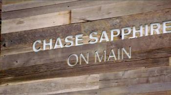 Chase Sapphire Preferred TV Spot, '2016 Sundance Film Festival: Gleason' - Thumbnail 10