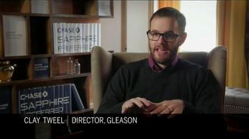 Chase Sapphire Preferred TV Spot, '2016 Sundance Film Festival: Gleason' - Thumbnail 4