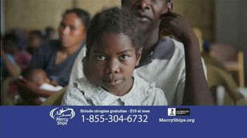 Mercy Ships TV Spot, 'Cambiando vidas' [Spanish]