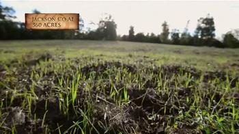 Whitetail Properties TV Spot, 'Alabama Deer and Turkey Hunting Farm' - Thumbnail 3