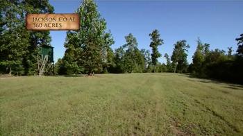 Whitetail Properties TV Spot, 'Alabama Deer and Turkey Hunting Farm' - Thumbnail 4