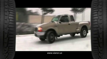 Vianor Nokian WRG3 Tire TV Spot, 'All Weather' - Thumbnail 3