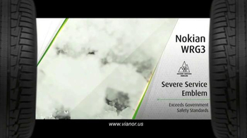 Vianor Nokian WRG3 Tire TV Spot, 'All Weather' - Thumbnail 5