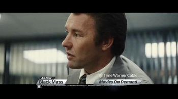 Time Warner Cable On Demand TV Spot, 'Black Mass and The 33' - Thumbnail 2