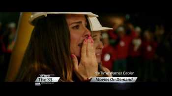 Time Warner Cable On Demand TV Spot, 'Black Mass and The 33' - Thumbnail 5