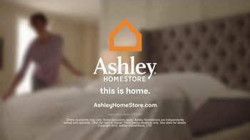 Ashley Homestore Presidents' Day Mattress Sale TV Spot, 'New Mattress' - Thumbnail 7