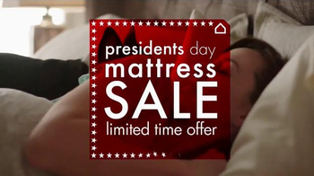 Ashley Homestore Presidents' Day Mattress Sale TV Spot, 'New Mattress' - Thumbnail 2