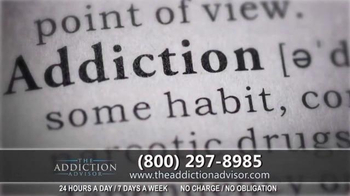 The Addiction Advisor TV Spot, 'Addiction Is Treatable' - Thumbnail 2