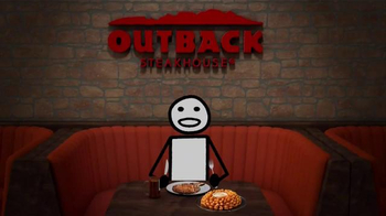 Outback Steakhouse TV Spot, 'Adult Swim: High Society' - Thumbnail 9