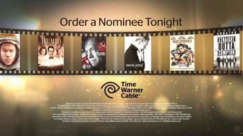 Time Warner Cable On Demand TV Spot, 'Steve Jobs and Trumbo' - Thumbnail 8