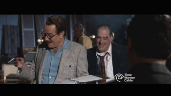 Time Warner Cable On Demand TV Spot, 'Steve Jobs and Trumbo' - Thumbnail 6