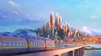 Subway Fresh Fit for Kids TV Spot, 'Disney Channel: Zootopia' - Thumbnail 1