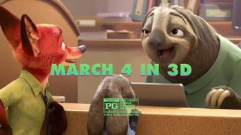 Subway Fresh Fit for Kids TV Spot, 'Disney Channel: Zootopia' - Thumbnail 8