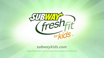 Subway Fresh Fit for Kids TV Spot, 'Disney Channel: Zootopia' - Thumbnail 6