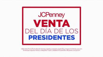 JCPenney Venta del Día de los Presidentes TV Spot, 'Lo que amas' [Spanish] - Thumbnail 2
