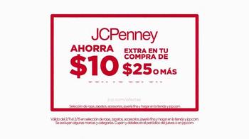 JCPenney Venta del Día de los Presidentes TV Spot, 'Lo que amas' [Spanish] - Thumbnail 3