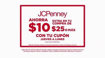 JCPenney Venta del Día de los Presidentes TV Spot, 'Lo que amas' [Spanish] - Thumbnail 4