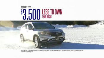 Honda Presidents' Day Sales Event TV Spot, 'Hundreds of Hondas' - Thumbnail 3