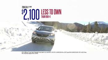 Honda Presidents' Day Sales Event TV Spot, 'Hundreds of Hondas' - Thumbnail 4