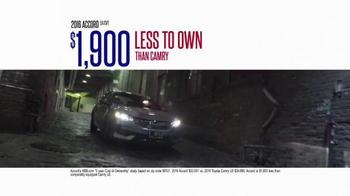Honda Presidents' Day Sales Event TV Spot, 'Hundreds of Hondas' - Thumbnail 5