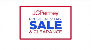 JCPenney Presidents' Day Sale TV Spot, 'New Markdowns' - Thumbnail 2