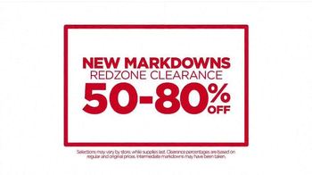 JCPenney Presidents' Day Sale TV Spot, 'New Markdowns' - Thumbnail 7