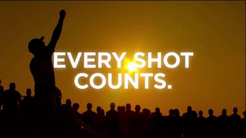 Titleist TV Spot, 'Every Shot Counts' - 18 commercial airings